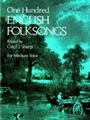 100 English Folksongs