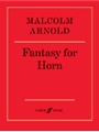 Fantasy For Horn  Op 88