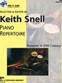 Piano Repertoire  Romantic & 20th Century 4