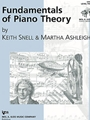 Fundamentals Of Piano Theory  Book  2
