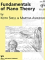 Fundamentals Of Piano Theory  Book  4