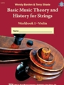 Basic Music Theory and History for Strings Book 1