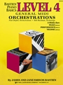 Bastien Basics General Midi Orchestrations Level 4