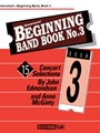 Queenwood Beginning Band Book #3