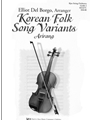 Korean Folk Song Variants