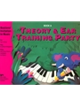 Bastien's Invitation to Music - Theory & Ear Training Party A