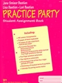Practice Party - Student Assignment Book