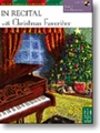 In Recital With Christmas Favorites Bk 3