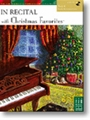 In Recital With Christmas Favorites Bk 4