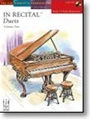 In Recital Duets Vol 1 Book 1