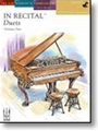 In Recital Duets Vol 1Book 4