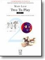 Two To Play Book 2