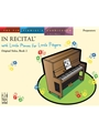 In Recital With Little Pieces For Little Fingers Bk2
