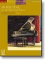 In Recital For The Advancing Pianist Bk2