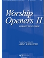 Worship Openers 2: Introits That Work!