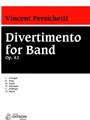 Divertimento For Band  Op 42