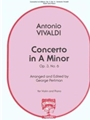 Concerto In A Minor  Op.3 #6
