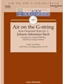 Air On The G-String  From Orch Suite #3