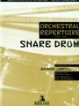 Orchestral Repertoire For The Snare Drum