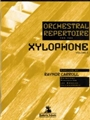 Orchestral Repertoire For Xylophone