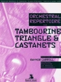 Orchestral Repertoire For Tambourine,