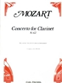 Concerto For Clarinet  K622
