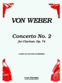 Concerto #2  Op 74 In E-flat