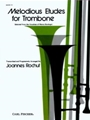 Melodious Etudes For Trombone Book 3