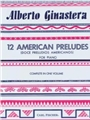 12 American Preludes  Complete