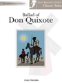 Ballad Of Don Quixote