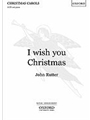 I Wish You Christmas