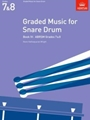 ABRSM Graded Music for Snare Drum 4
