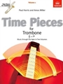 Time Pieces for Trombone Vol 1