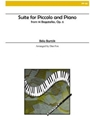 Suite For Piccolo & Piano