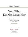 You Who Do Not Love Her