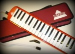 Melodica - Harris - Red