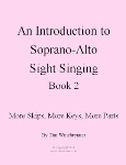 Introduction to Soprano-Alto Sight Singing Book 2