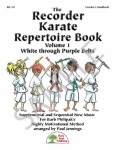 Recorder Karate Repertoire Book Vol One