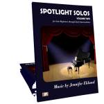 Piano Pronto Spotlight Solos 2