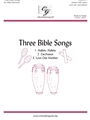 Three Bible Songs - Hallelu Hallelu - Zacchaeus - Love One Another