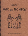 Music For 2 Oboes  Vol 1