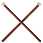 Mallets--ip  Concert Ct6 - Ultra-staccato/hard - Cherry Handles
