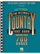 Ultimate Country Fake Book  5th Ed