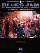 Blues Jam - 40 Progressions & Grooves