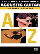 Ultimate Song Pages: Acoustic Guitar