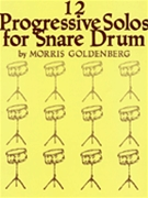 12 Progressive Solos For Snare Drum