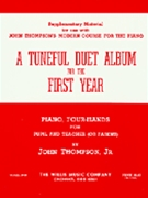 Tuneful Duet Album For 1st Year