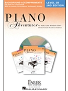 Piano Adventures Lesson Book 2B