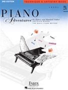 Piano Adventures Technique & Artistry 2A