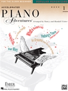Piano Adventures Popular Repertoire Acc1